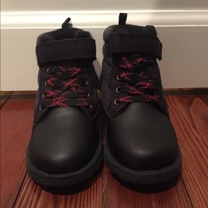Brand new boys Carter's boots